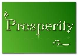 to prosper in the things of the Lord
