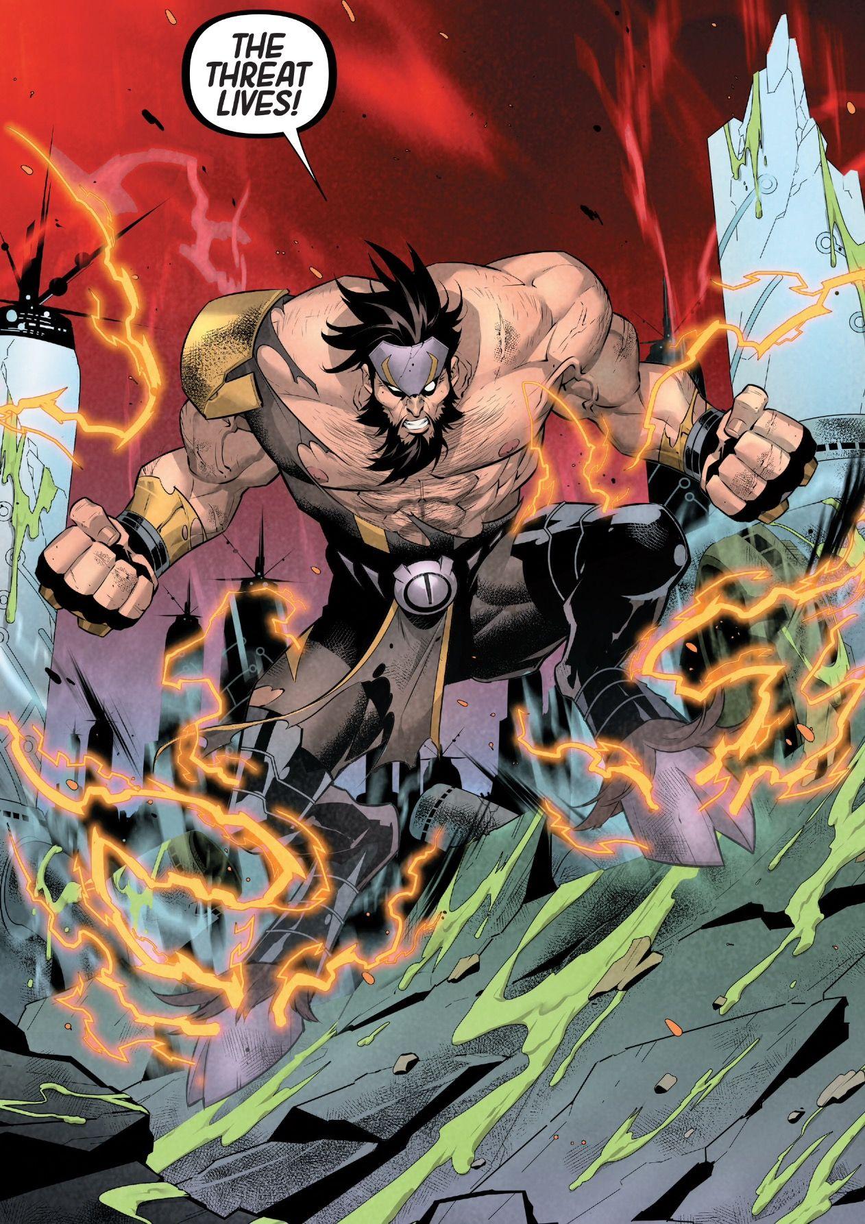 Gorgon Marvel Comics Marvel Ultimate Alliance Marvel