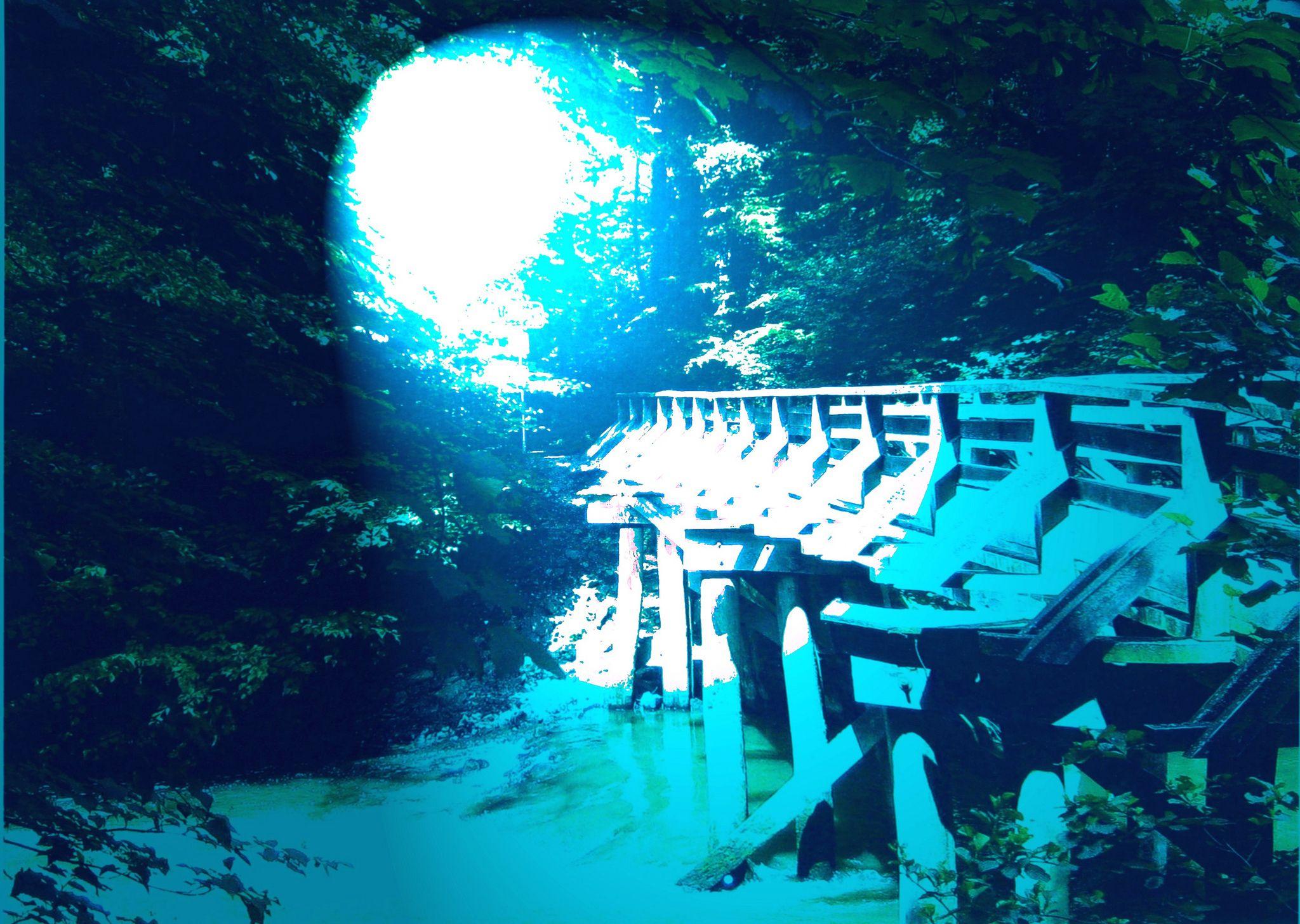 https://flic.kr/p/bTBbLe | Brücke ins Licht M.A. | PhotoGraphik M.A.
