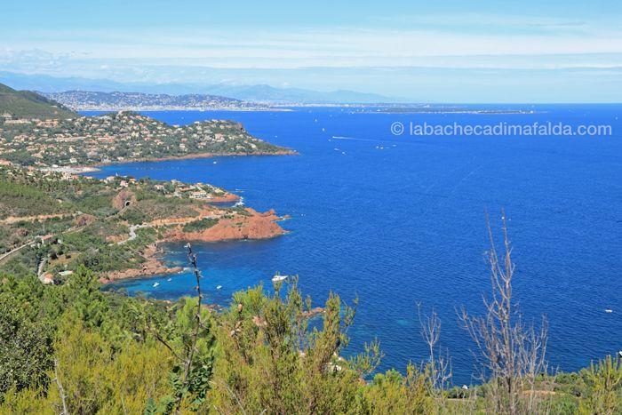 Esterel, Côte d'Azur - France #cotedazur