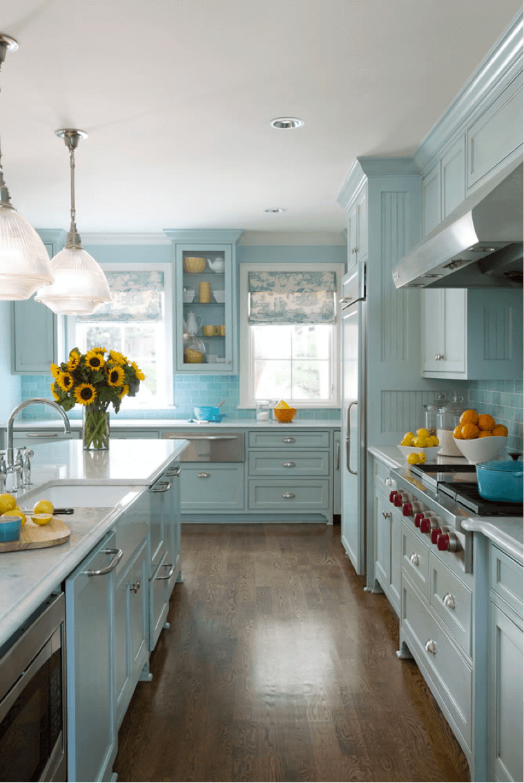 delightful cottage kitchen design and decorating ideas that will