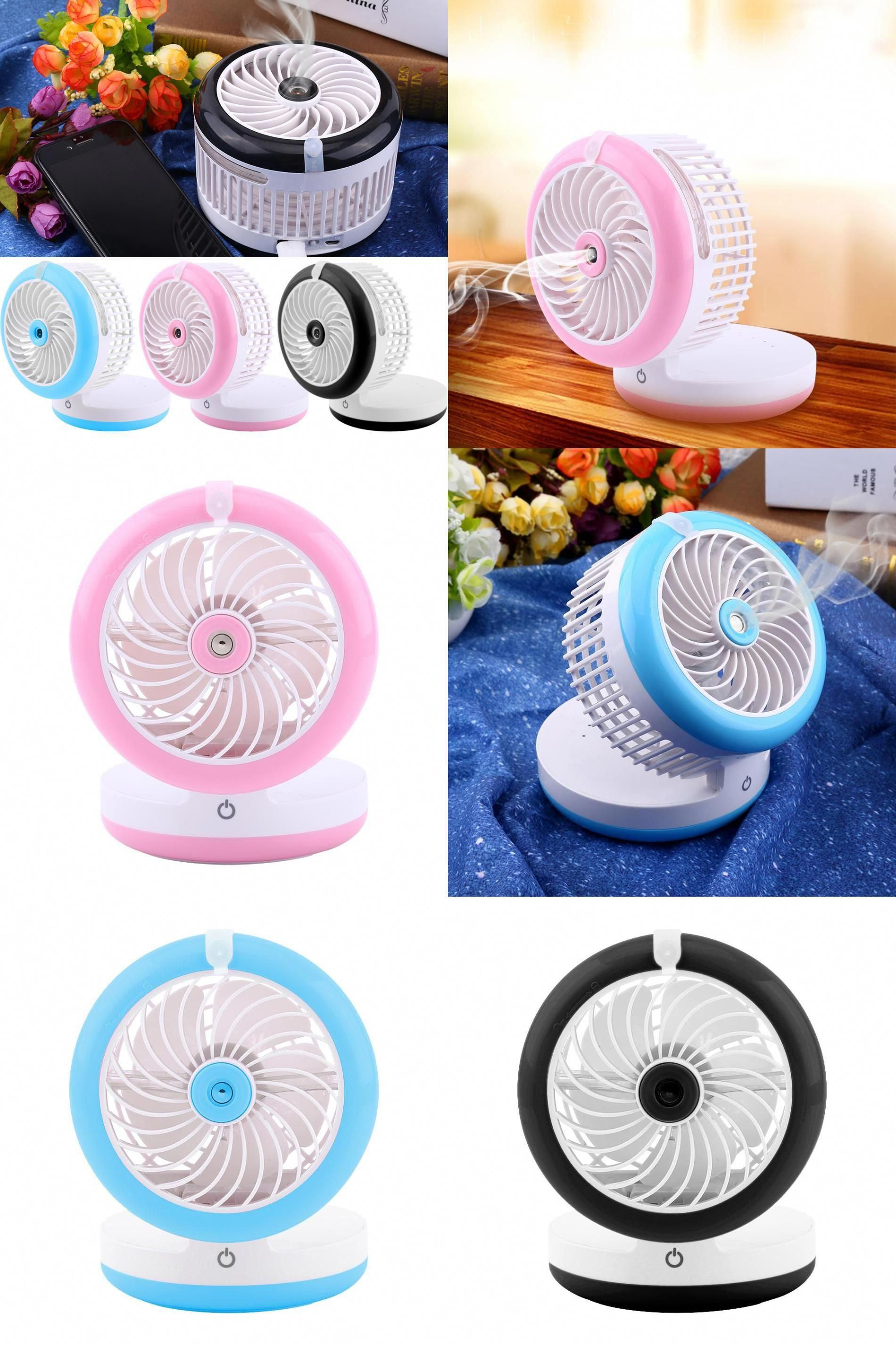 HomeAppliancesExhibition Misting fan, Portable air