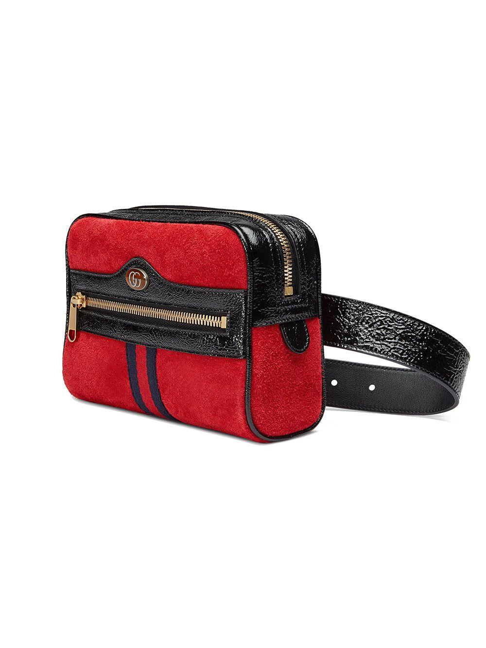 6b11b759324 Gucci Ophidia Small Belt Bag - Farfetch