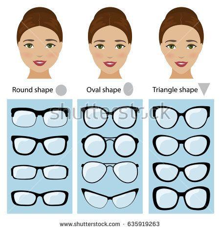 06a01227b5c Resultado de imagen para glasses frames for face shape
