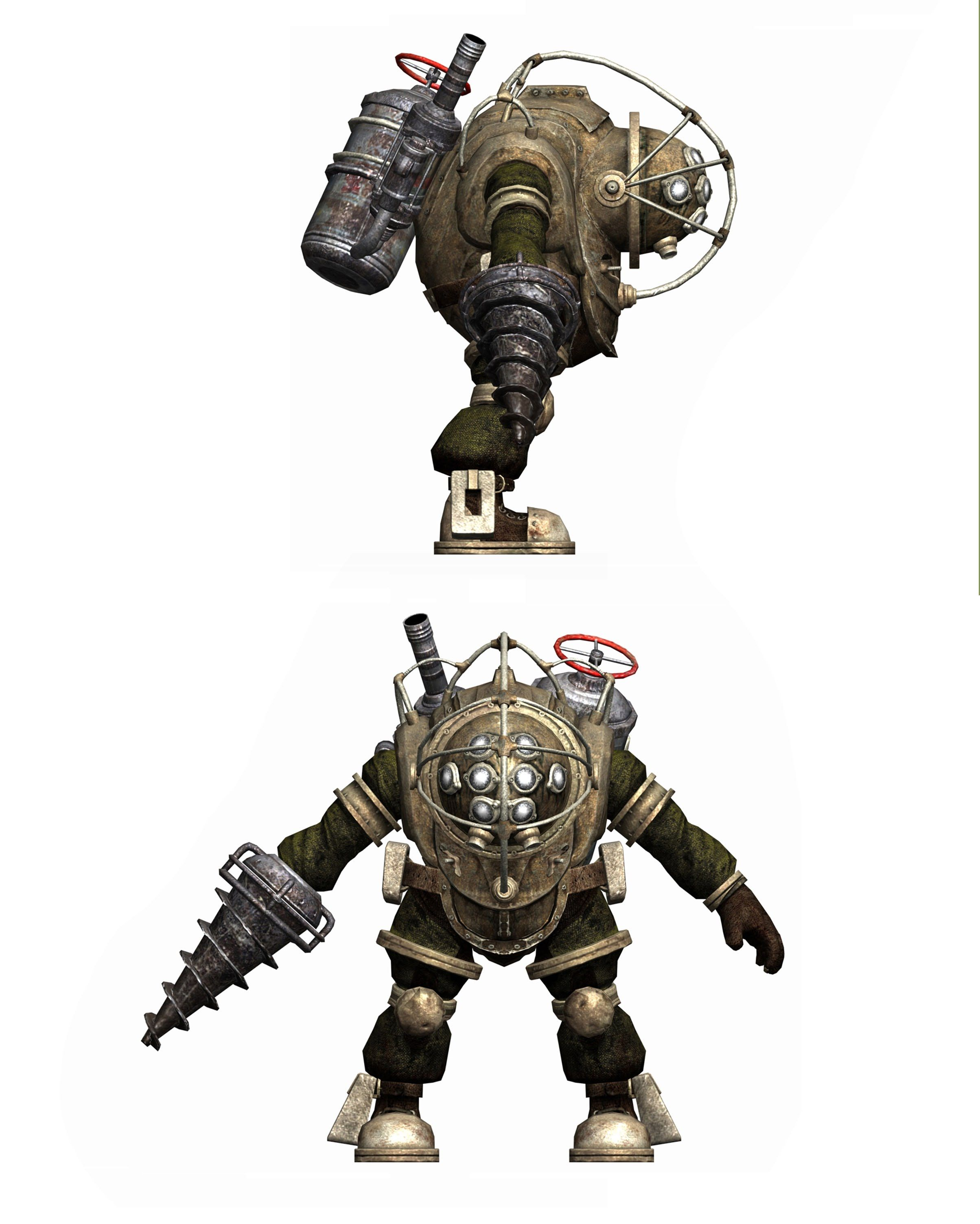 Pin by Nikotomia on Bioshock concept art Concept art