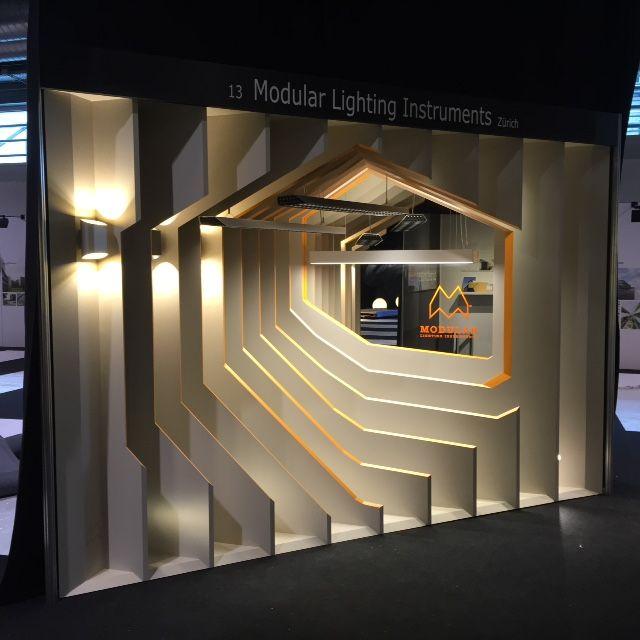 Exhibition Stand Work : Architect work zurich hall atwch fair stands