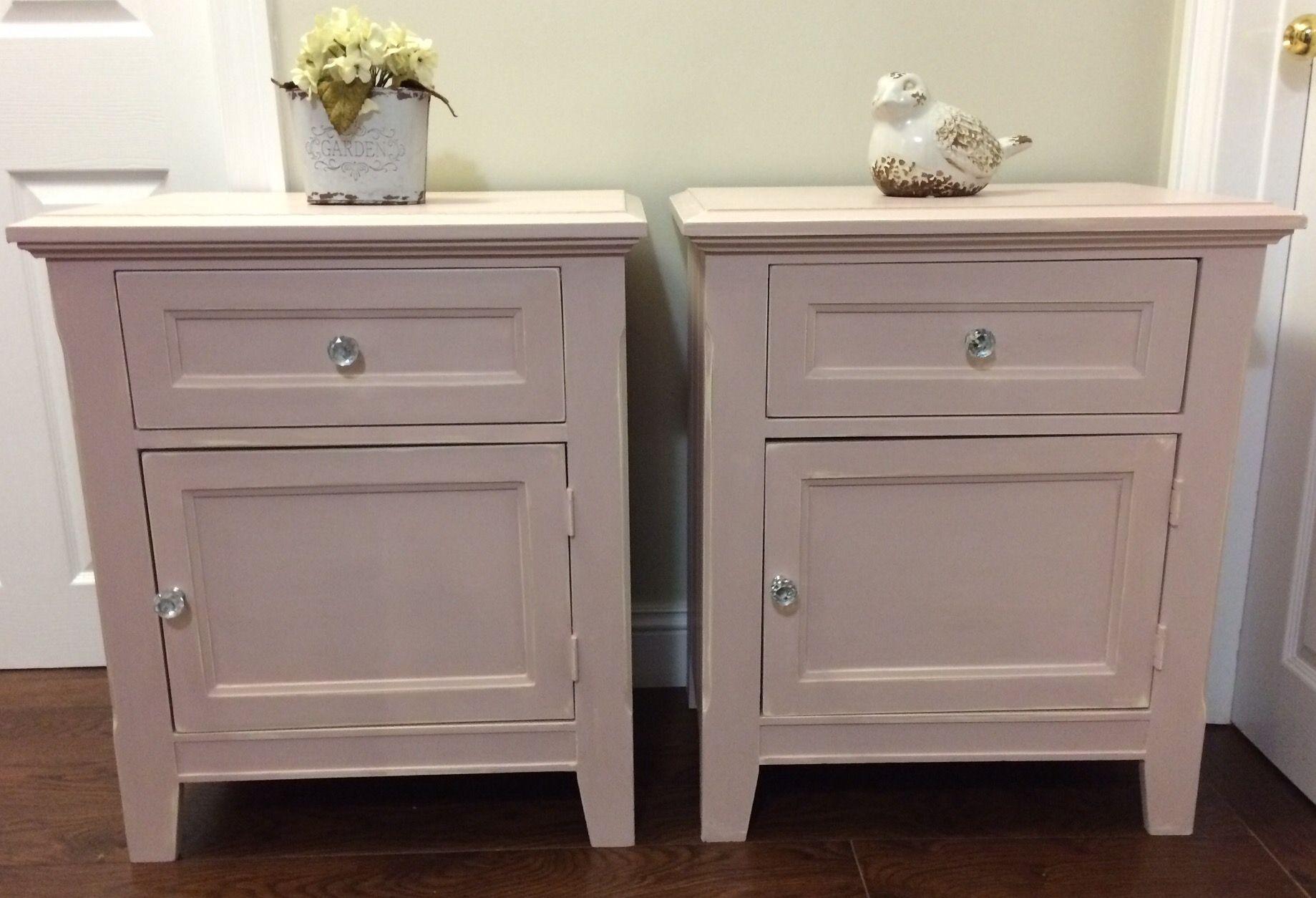 Decoupage Furniture Dresser