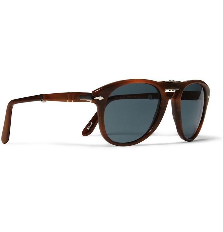 d635816ab7 Foldable 714 Sunglasses by Persol Persol Steve McQueen Sunglasses