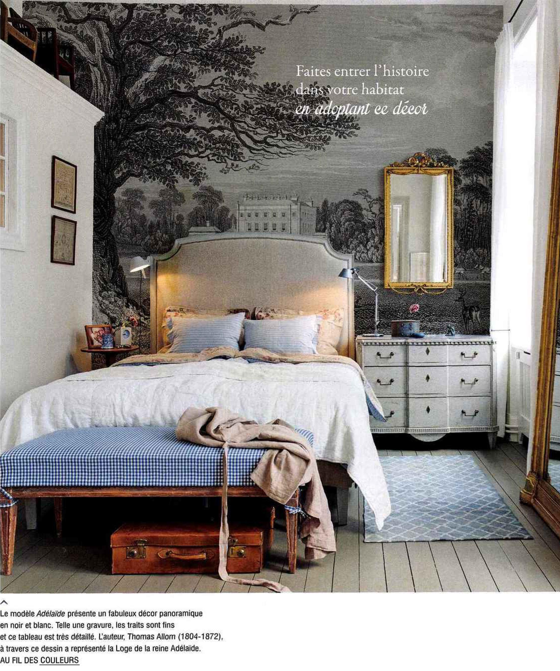 2 Couleurs Papier Peint Dans Une Chambre idée par it´s oh so beau *** sur home sweet home | couleurs
