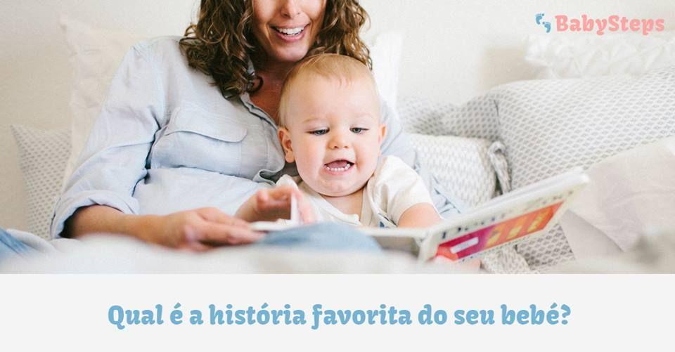 #História #babysteps #infográficos #bebés #histórias #dormir #crianças #ler