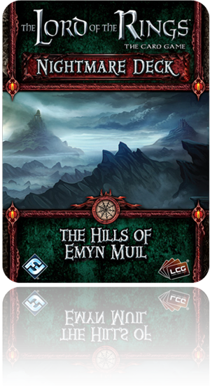 Picture of LotR: The Card Game - The Hills of Emyn Muil [Expansion]