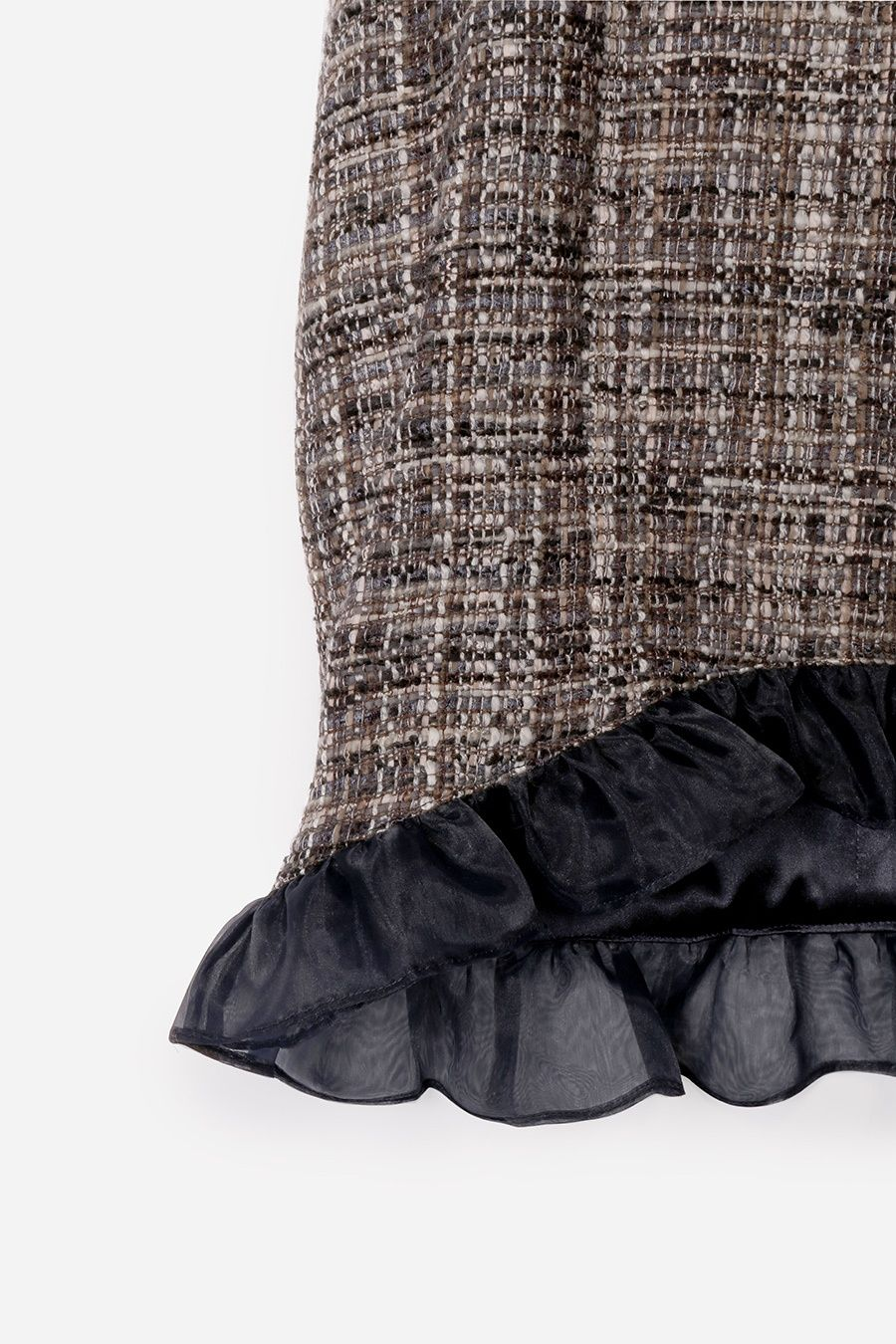 Hairpin Crochet Sheath Dress   ibility   ss2015