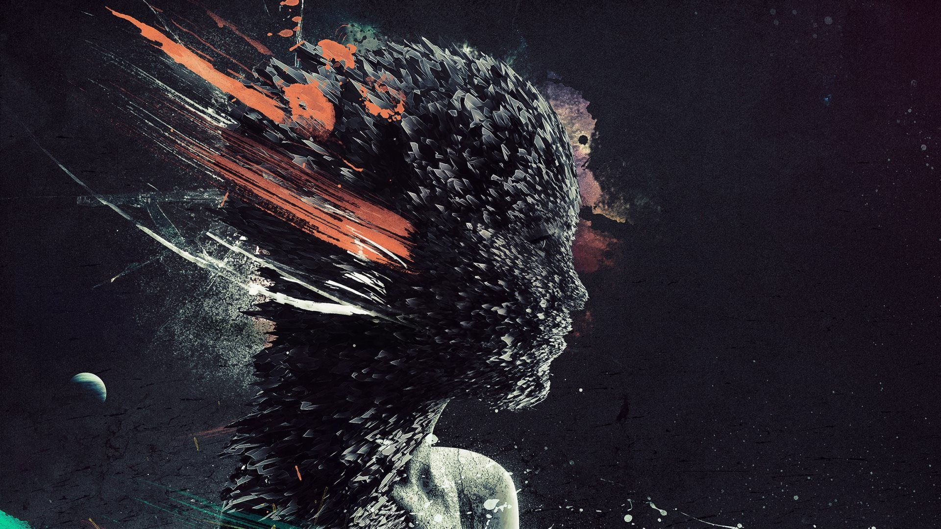 Abstract 2K: Faction Wallpapers :: HD Wallpapers   AP2D in 2019   Pinterest   Artistic wallpaper ...