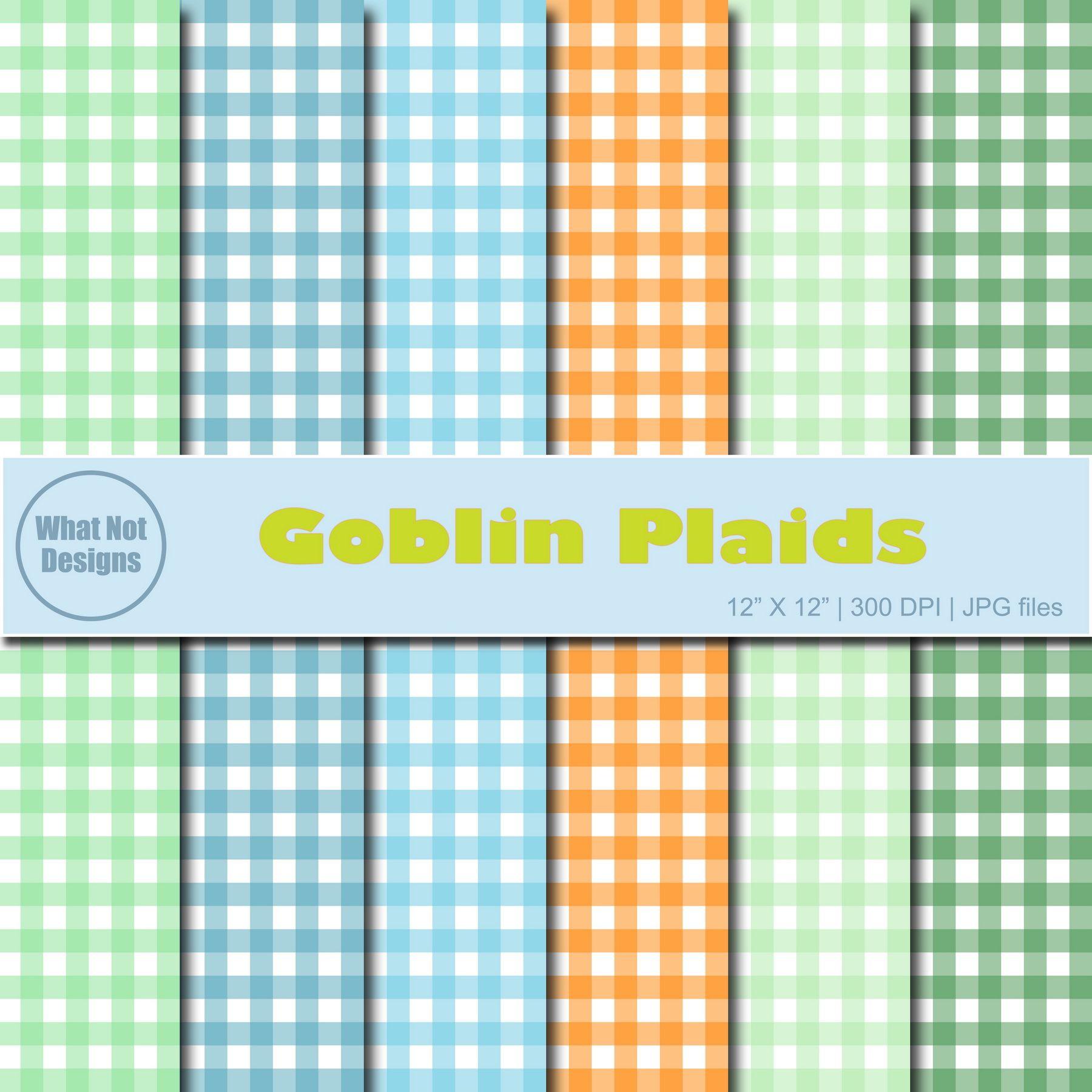 Goblin Plaids