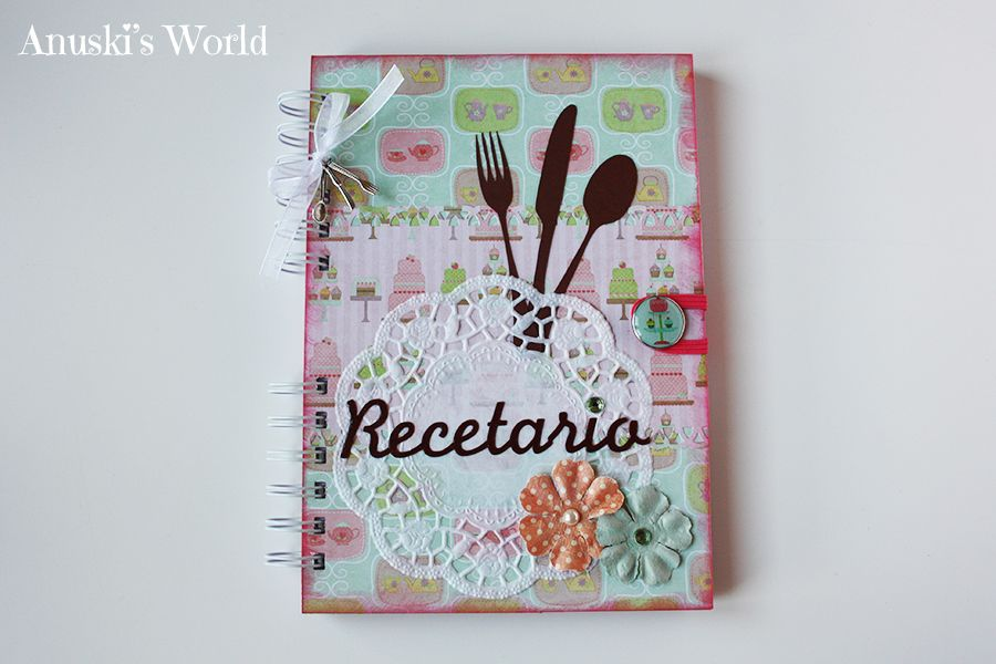 Recetario De Cocina.Recetario De Cocina Romántico Album Recetario Cocina Romántica