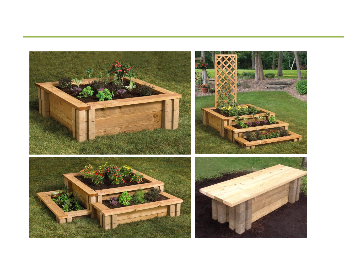 Available at Home Depot Edible landscaping, Making