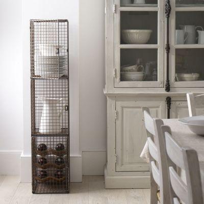 mesh regal 490€ auch mit 1,2,4 boxen können noch unterteilt werden