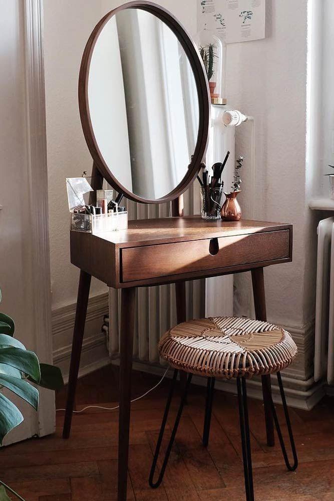 36 Most Popular Makeup Vanity Table Designs 2019