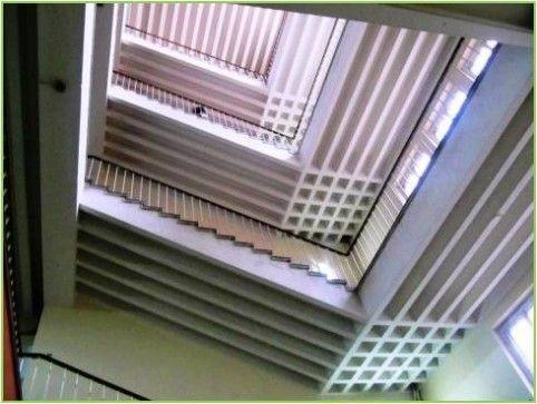 merdivenler cerceveli