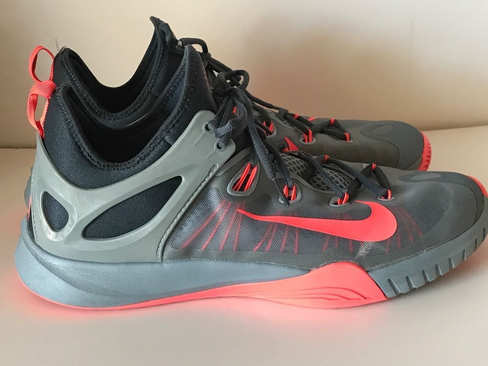 98435330edf71e sweden nike hyperrev 2015 basketball shoes gray hot lava charcoal 705370  080 size 14 nike 6908d
