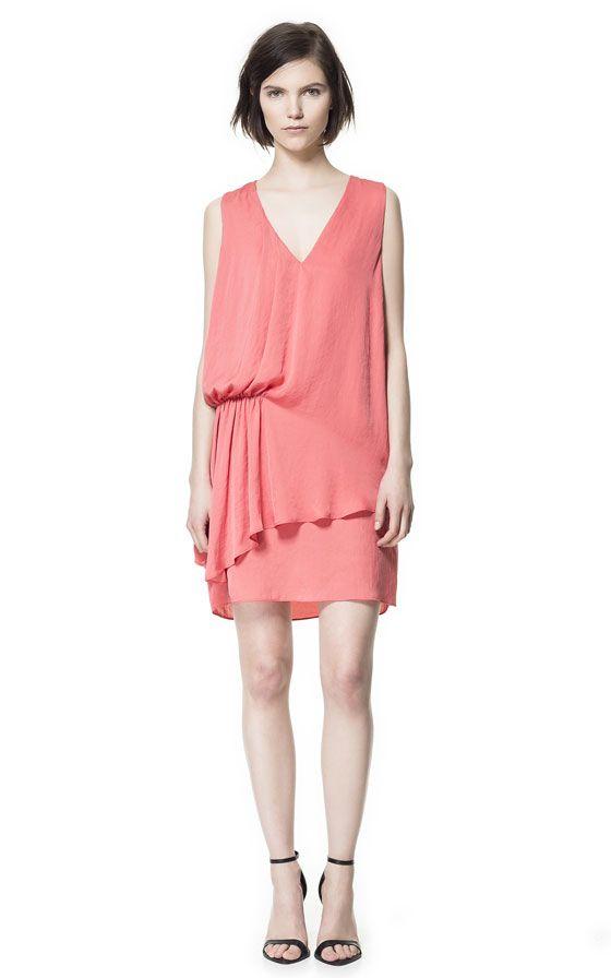 Vestido en Zara - 35,95 €