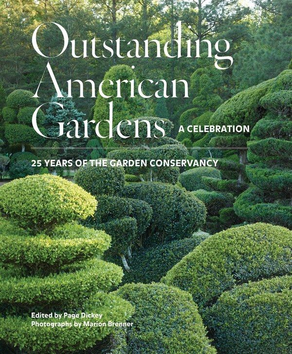 Outstanding American Gardens was published September 22 by Abrams.