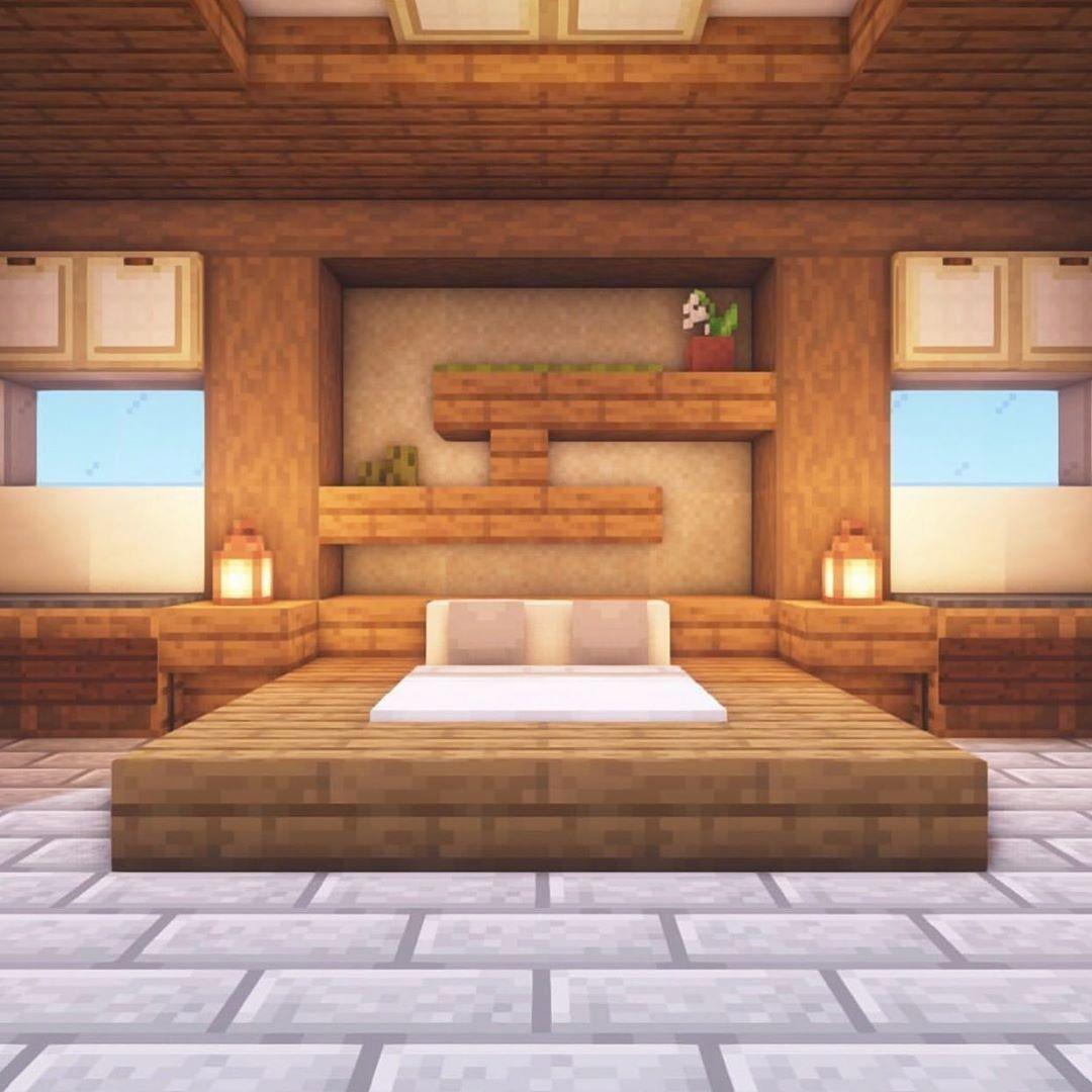 Minecraft Interior Design Bedrooms Room Ideas Minecraft ...