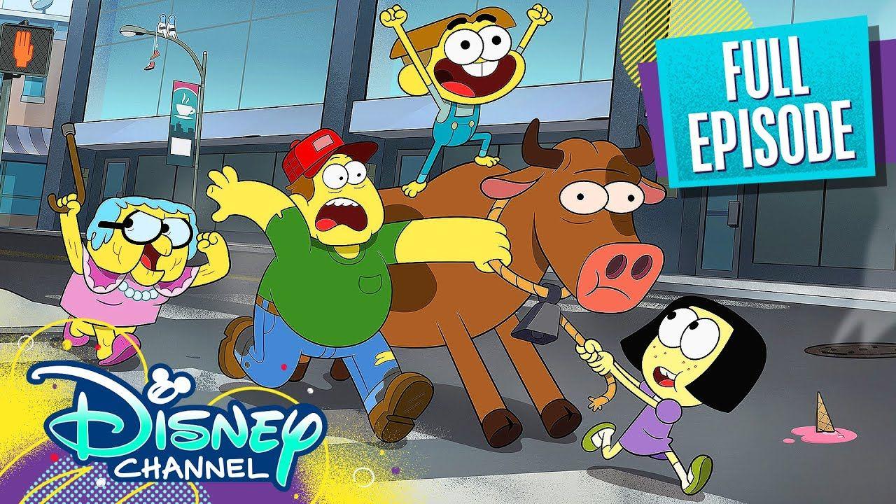 Space Chicken Steak Night Full Episode Big City Greens Disney Chicken Steak Full Episodes Disney Channel