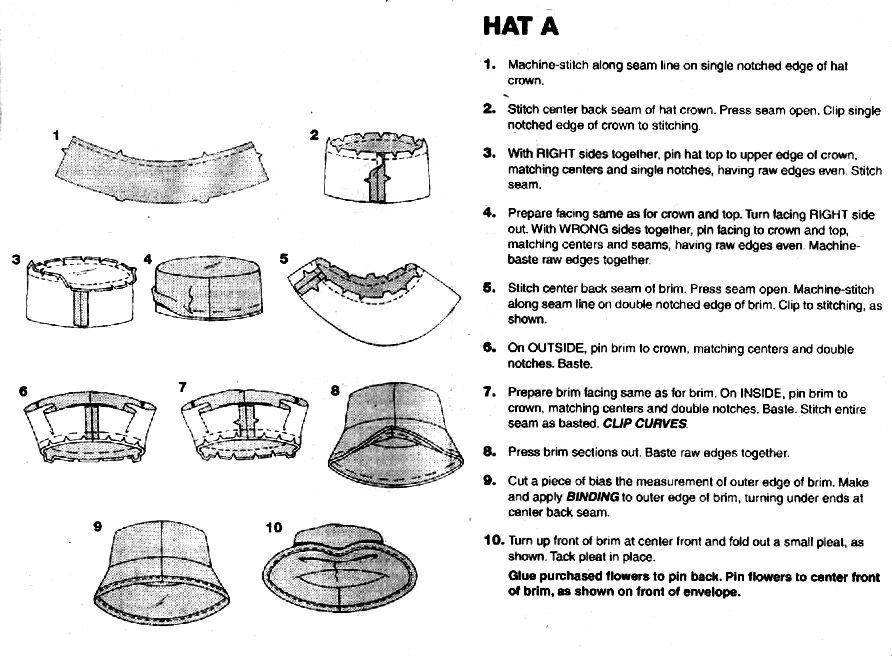 poupée (type American Character) +/- 40cm : 2 chapeaux | chapeaux ...