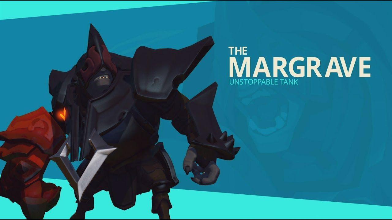 Gigantic: Hero Spotlight - The Margrave