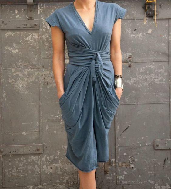 10 Modern Sewing Patterns that Flatter Women | Sewing patterns ...