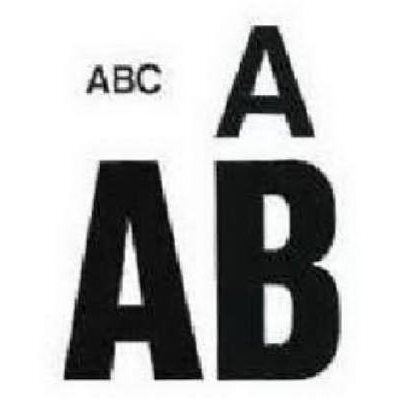 Duro Stencil-It Letter & Number Stencil Set, Reusable Oil-Board, 6-In.: Model# 3340   True Value