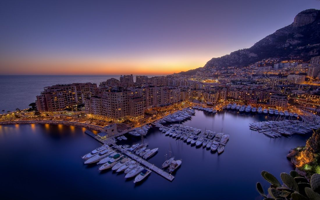 Italia e Principato di Monaco: Relazioni economiche