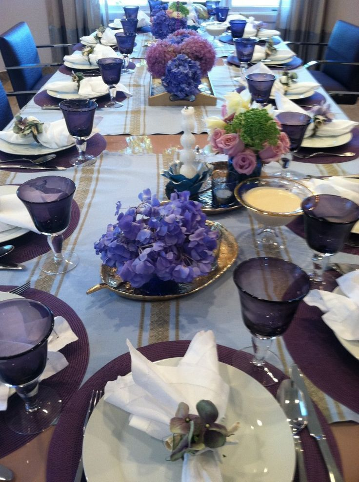 Pin by Maria Mowry on Table decor