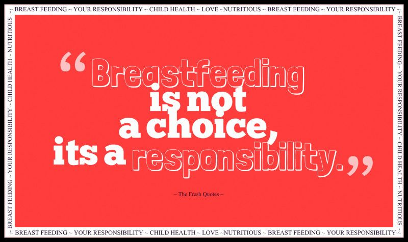 Funny And Inspirational Breastfeeding Slogans And Quotes