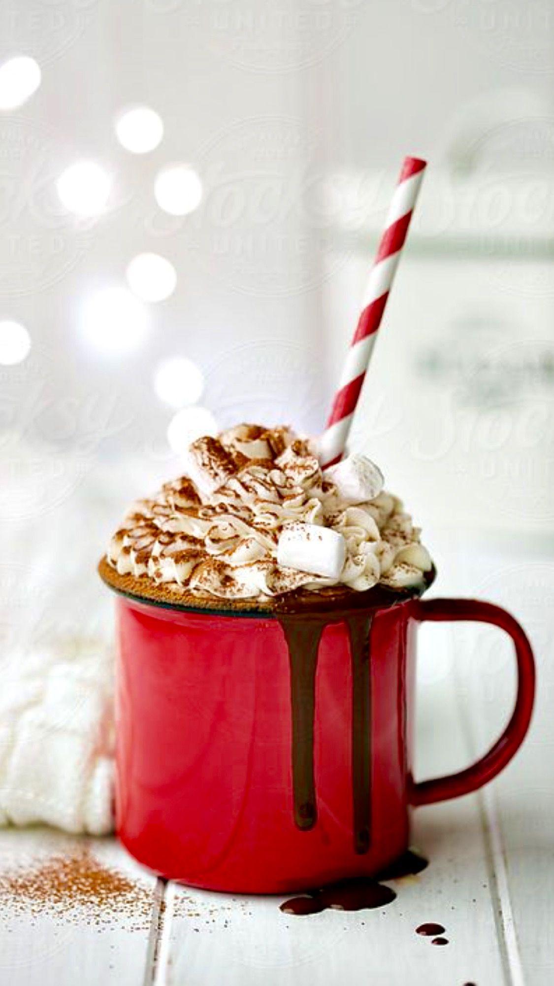 Christmas time Hot Cocoa🎄 Christmas food, Hot chocolate
