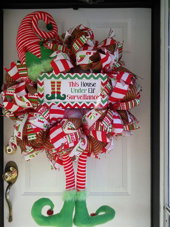 Door Decoration Tree