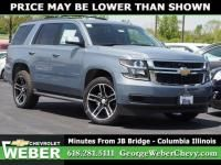 2015 Chevrolet Tahoe Vehicle Photo In Columbia Il 62236
