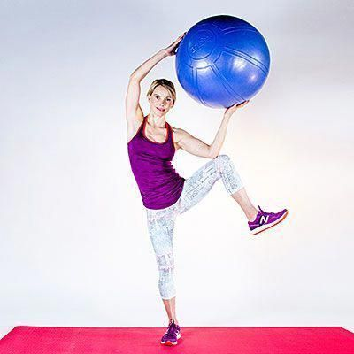 Standing side crunch: Ab workouts, from simple to killer, to help you flatten your belly, burn fat, and strengthen your core. | Health.com #abdominalexercises #sideabworkouts Standing side crunch: Ab workouts, from simple to killer, to help you flatten your belly, burn fat, and strengthen your core. | Health.com #abdominalexercises #sideabworkouts Standing side crunch: Ab workouts, from simple to killer, to help you flatten your belly, burn fat, and strengthen your core. | Health.com #abdominale #sideabworkouts