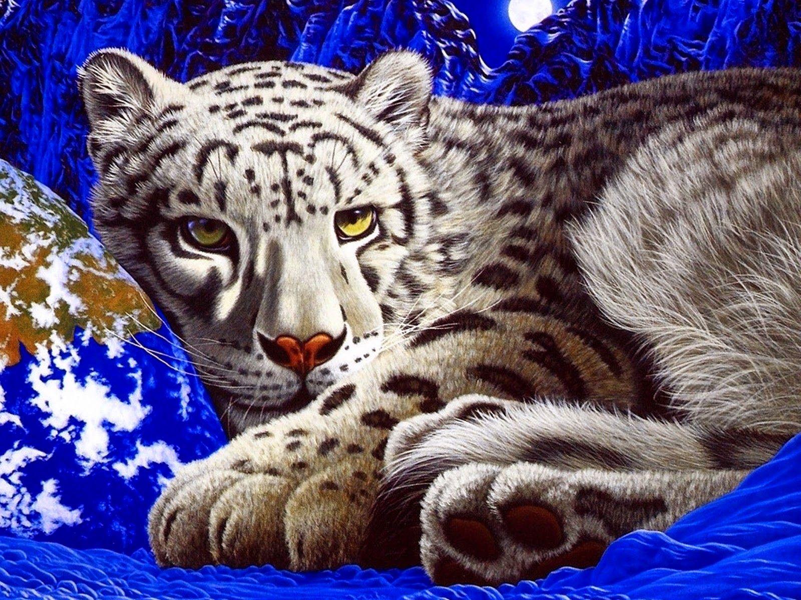 3d Cheetah Amazing Art Wallpaper Wallpapersxplore Free Hd Desktop Wallpapers Animals Beautiful Animals Pet Tiger