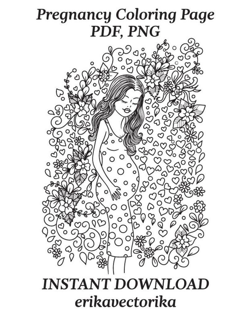 Pin On Etsy Shop Coloring Pages Coloringbee Corner