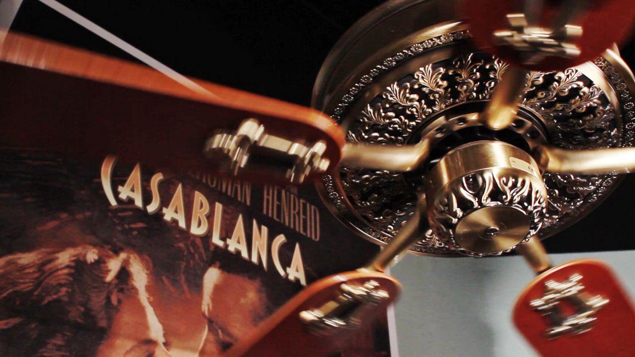 Casablanca S Victorian Ceiling Fan Victorian Ceiling Fans Ceiling Fan Casablanca
