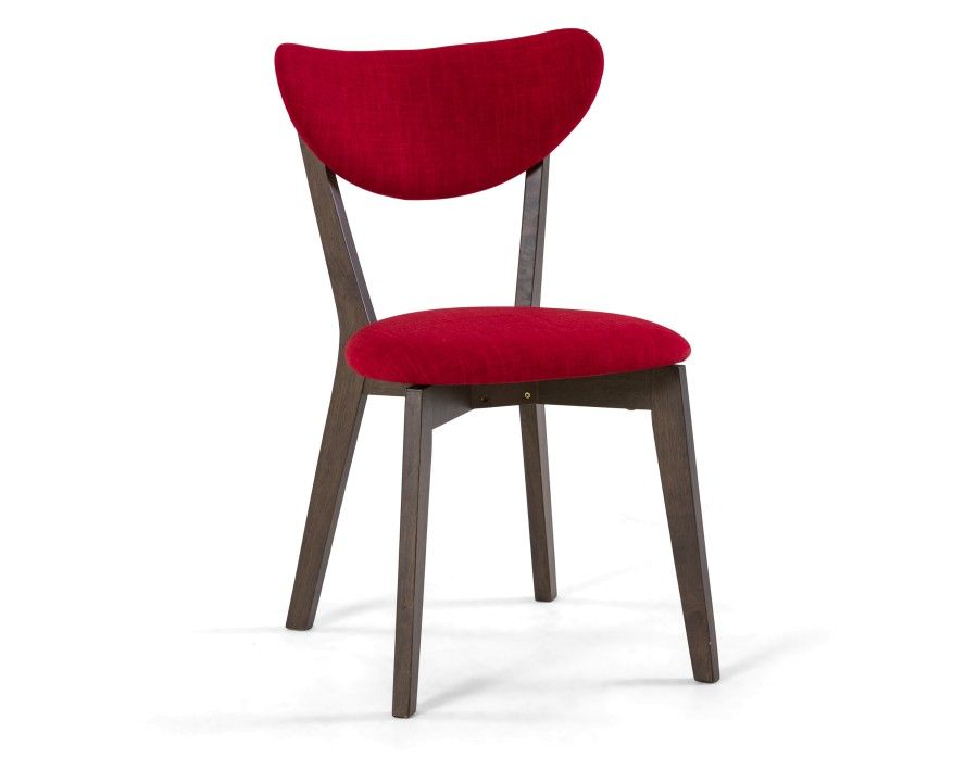 NORDIC - Dining chair - Red