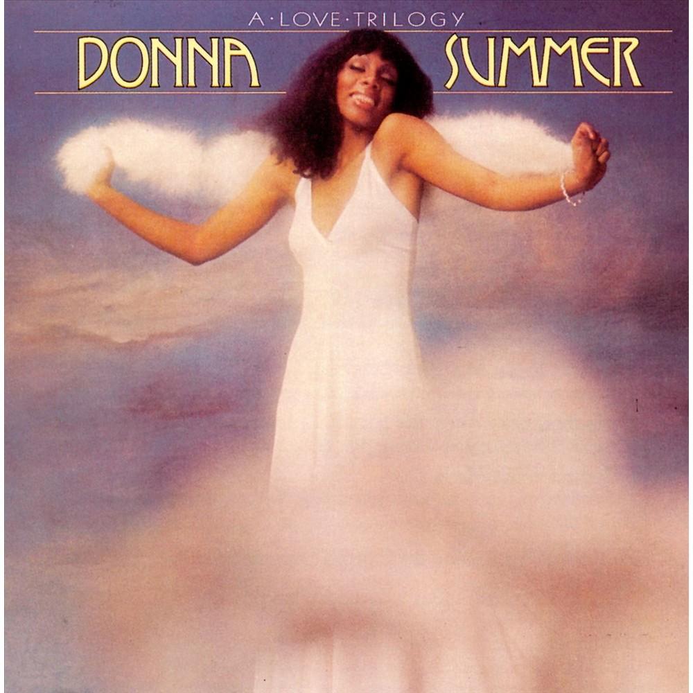 Donna Summer - A Love Trilogy (CD)