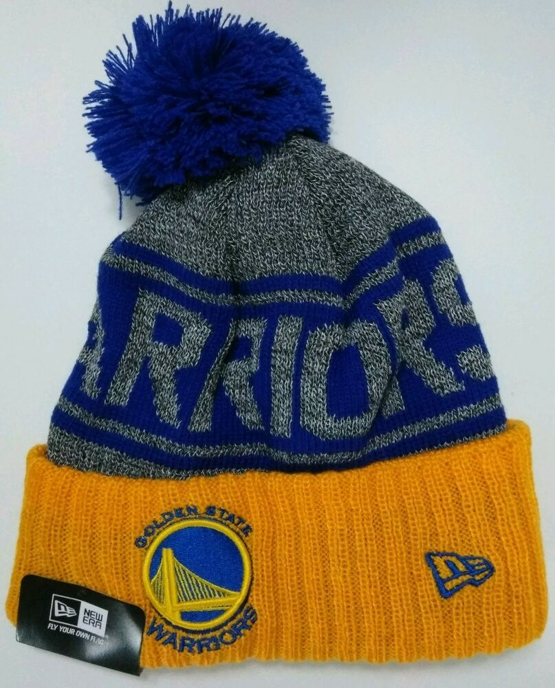 9cfb8fa92 Knits Hats - Golden State Warriors - Winter Beanie/ Sock Hat - New ...