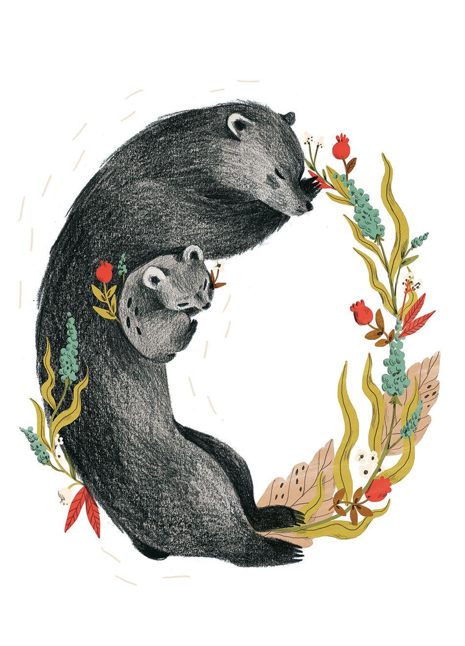 Lucille Michieli For Anthropologie Illustrations Animalieres Art Animalier Art Et Illustration