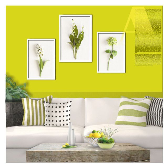 """Thomas Mitchell Wall Art for Spring!"" by anna-nemesis ❤ liked on Polyvore featuring interior, interiors, interior design, home, home decor, interior decorating, Tommy Mitchell, Madera Home, CO and Kelly Wearstler"