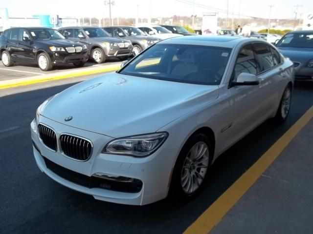2013 Bmw 740i In Alpine White Bmw Bmw Dealership Winston Salem