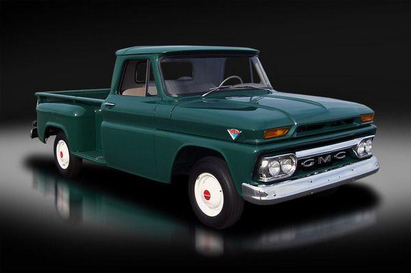 1966 Gmc Stepside Pickup For Sale 1965 Gmc C1000 Stepside