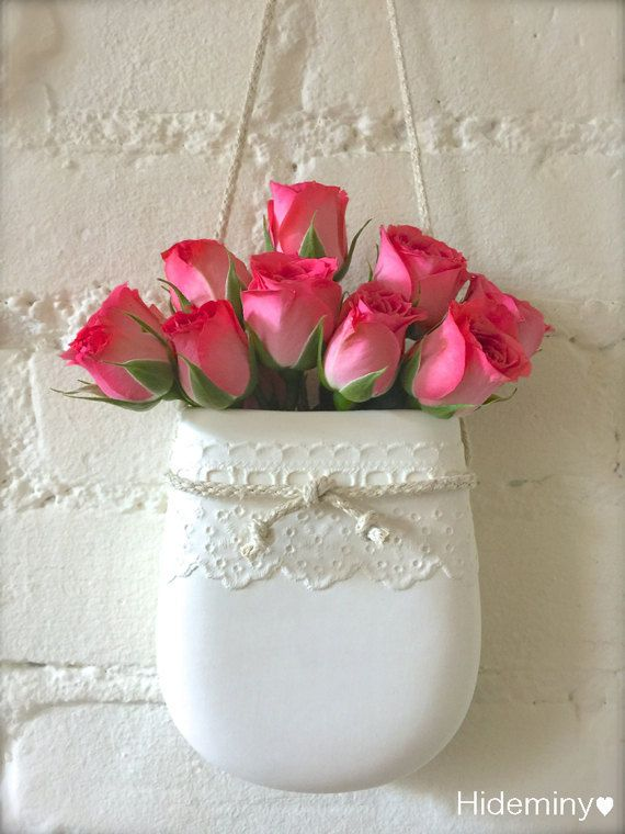 Wall Vase Decoration Ideas